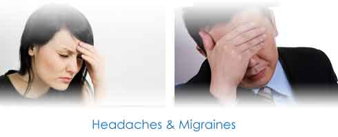 Headaches MIgraines St Peters